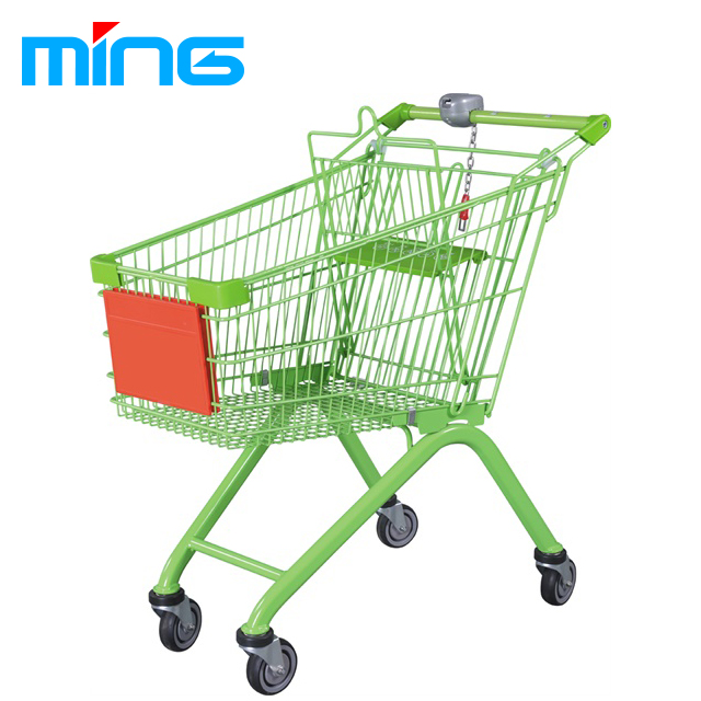 shopping cart advertising sign holder portable shopping cart japanese shopping cart