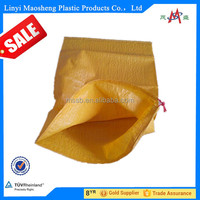 Good quality cheap price coal garbage sand packing woven pp bag exported to Poland