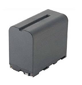 6600mAh Battery Pack for Sony NP-F770, NP-F930, NP-F950, NP-F960, NP-F970, NP-F970/B and Sony HDR-FX1, HDR-FX7, HDR-FX1000, HVR-HD1000, HVR-HD1000U, HVR-HD1000E, NEX-FS100, NEX-FS100UK, NEX-FS700, NEX-FS700UK, NEX-EA50H, NEX-EA50EH, NEX-EA50UH, DSR-PD100P, DSR-PD150P, DSR-PD170P, DSR-PD175P,