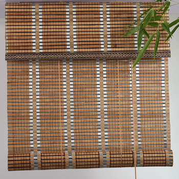 dp squirrel bamboo roman quot shades amazon com wood blind window chicology privacy blinds