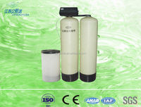 Automatic Fleck Valve Contral United Standard Water Softener With Ion Exchange resin