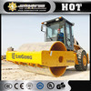 Liugong Mechanical Vibrate Roller CLG616 16ton weight of drum road roller