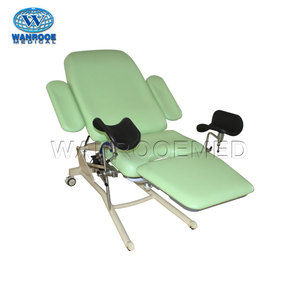 A-S102D Hospital Gynaecological Examination Table Delivery Bed Birth Chair
