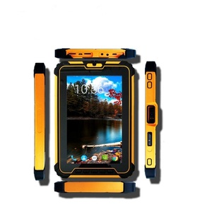 8 inch Waterproof Shockproof Dustproof Android Octa core industrial Rugged Tablet PC