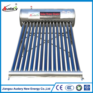 High quality machine grade high quality new type flat panel solar water heater system of China
