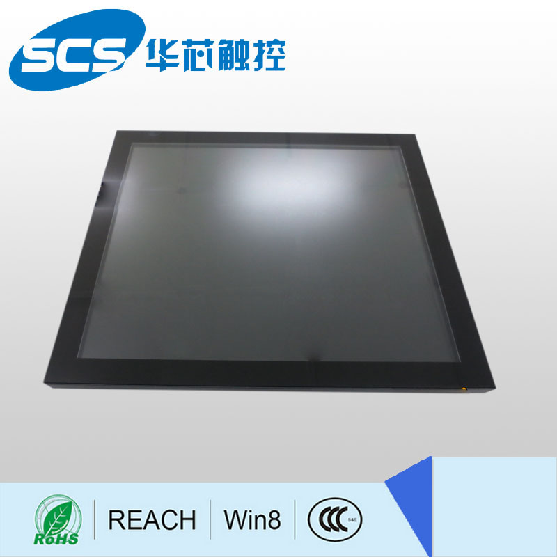 17 inch PCAP touchscreen monitor designed for kiosk and touch table