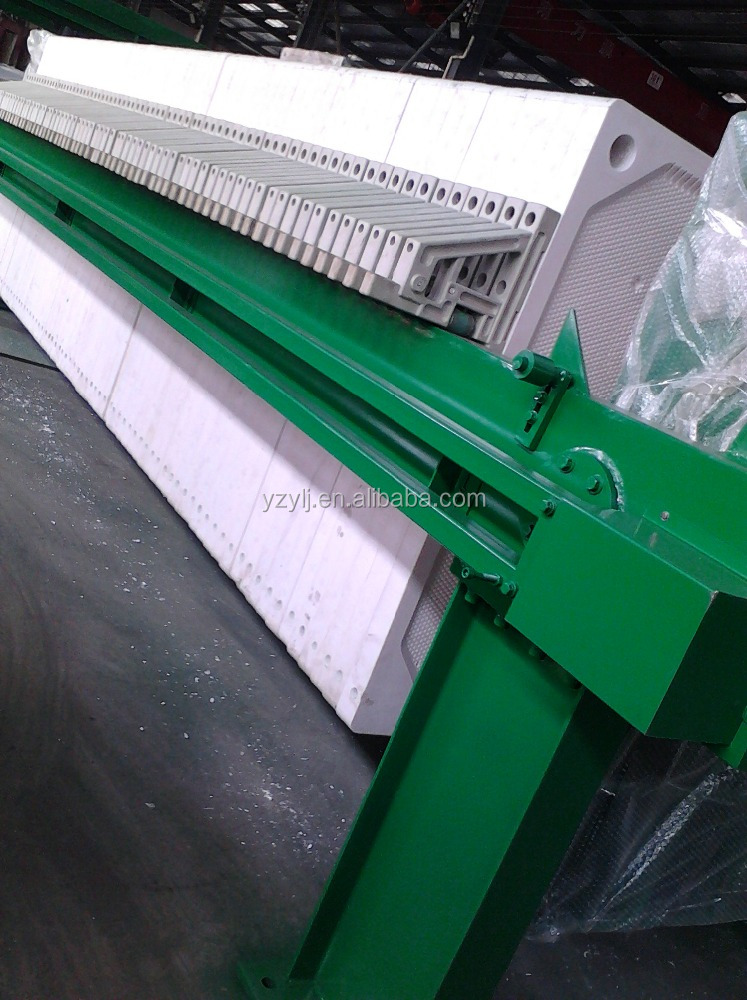 2000mm Auto Programmable Diaphragm Filter Press