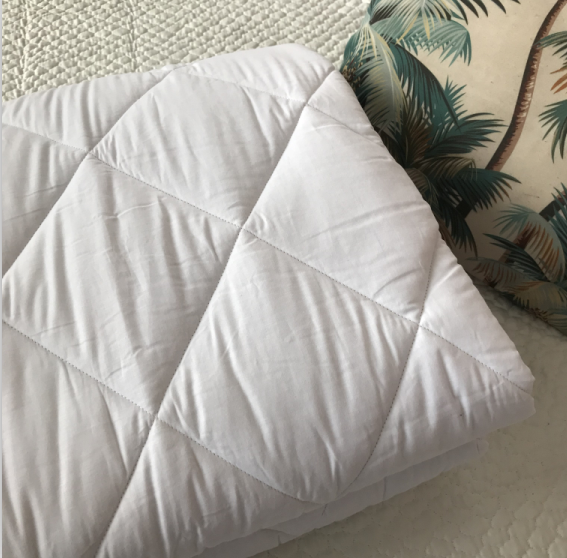 100% Polyester Soft 4LB Minky Baby Sensory Weighted Blanket, Custom color