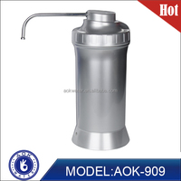 best selling Mineral Alkaline Water Ionizer with Charcoal Water Filter