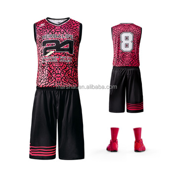 1043e11641d 2018 popular and fashionable basketball jersey full sublimation  customization for team or club