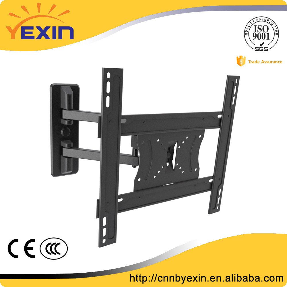 ARTICULATING LCD LED TV MONITOR ARM WALL MOUNT 23 24 27 32 35 45 55