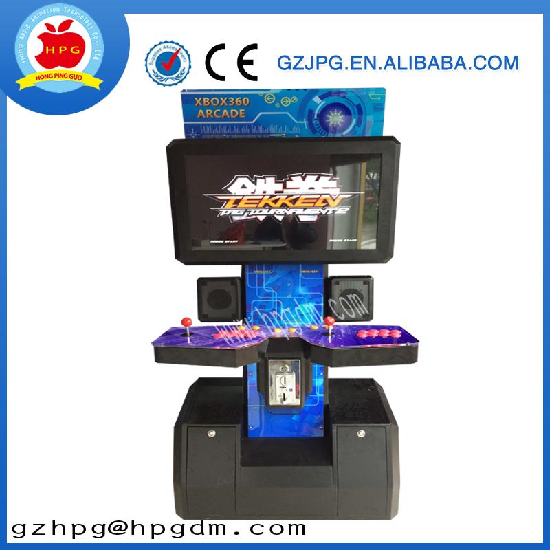 32 \'\'lcd Tekken Tag Tournament 2 Máquina De Juegos Para La Venta ...