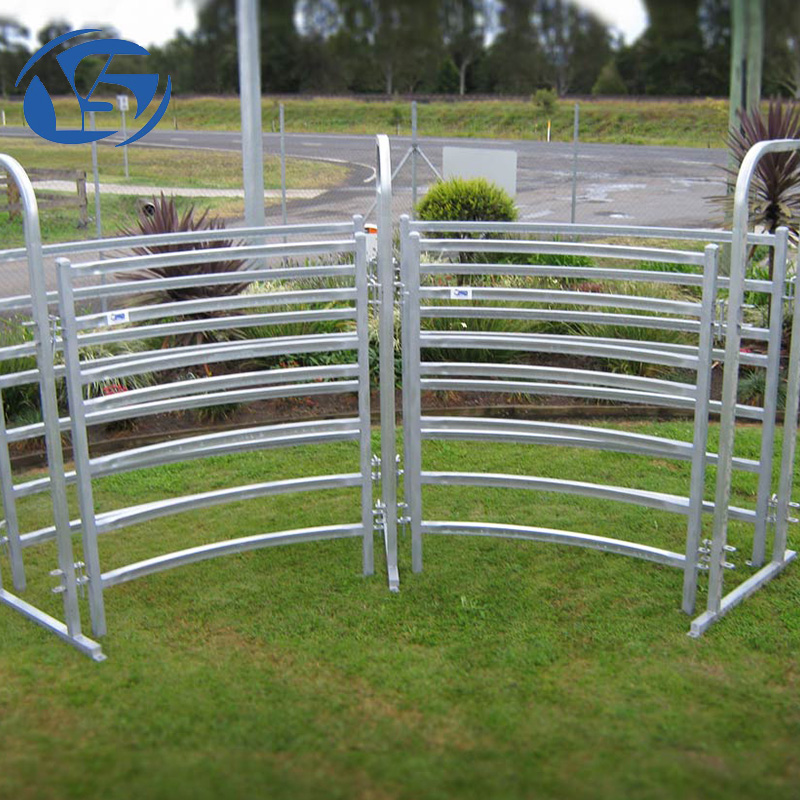 cheap farm fence cattle fence panel for india