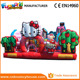 Giant inflatable bouncer hello kitty inflatable bouncer for kids