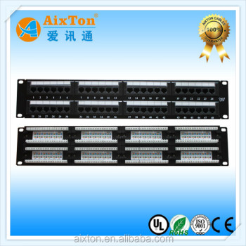 Cat6 48 port patch panel | dlink patch panel type price 10 feb.