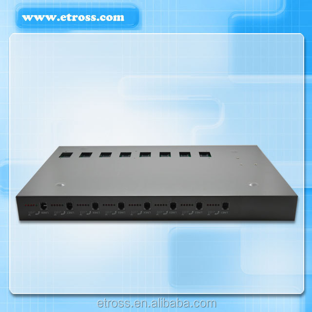 8 Ports 8 Sim CDMA Fixed Wireless Terminal / fwt for termination, CDMA800/1900Mhz, Ruim & Non Ruim