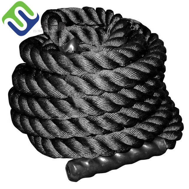 Cheap battle rope for training