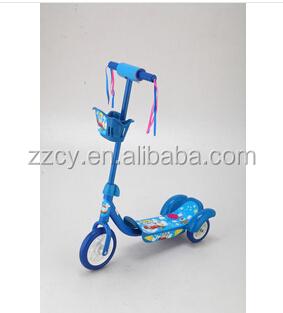 Mainan Plastik Skuter Anak Ayunan