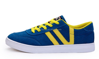 3152 men popular low-cut lace-up casual skate shoes