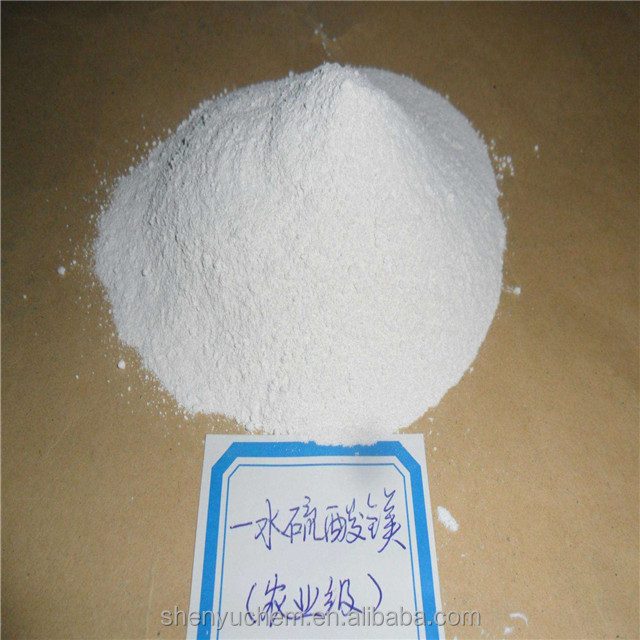 10034-99-8 Agricultural grade magnesium sulfate seven water ; epsomite; sulfuricacid magnesium salt;
