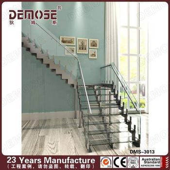 Steel Circular Staircase Stair Step Covers Metal Stair Stringers For Sale