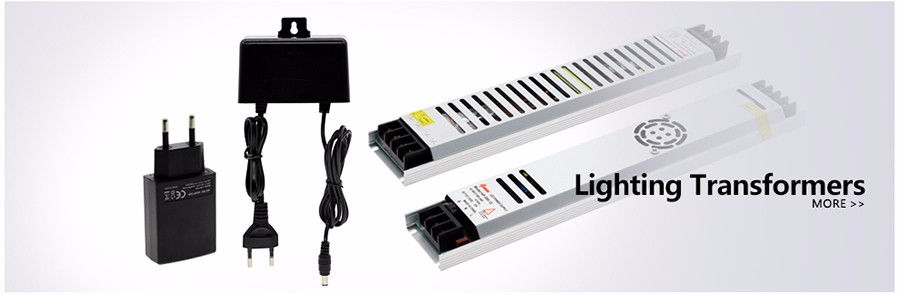 Power Supply Transformer DC12V Adapter 18 W 72 W 100 W LED Strip Light Driver