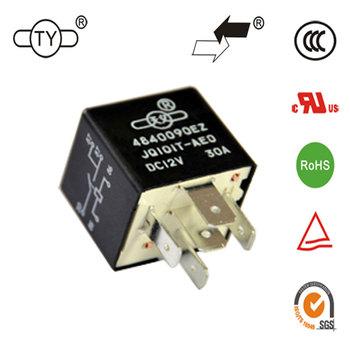 Direct Current Auto Relay Omron Refrigerator Compressor Relay Socket