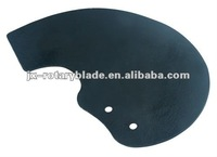good quality factory supply directly 65Mn material plough,plow parts,moldboard