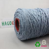 ne 5s regular low twist 50 cotton 50 polyester wholesale alibaba best melange recycle mops yarn