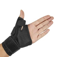 OEM/ODM Neoprene Thumb And Wrist Brace Support Band For Carpal Tunnel