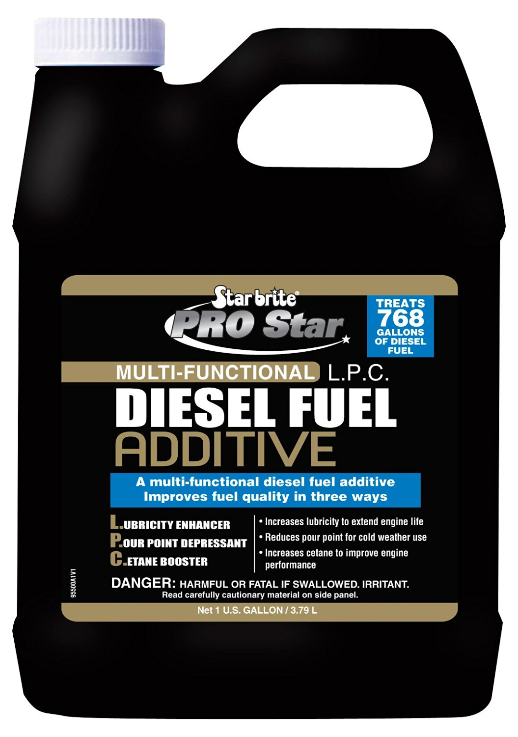 Star brite Pro Star LPC Diesel Additive - 1 gal