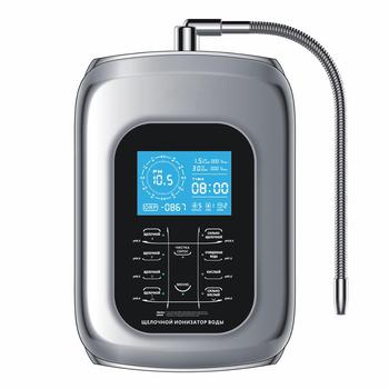 Hot sell 100% Titanium platinum Automatic control alkaline kangen water ionizer machine