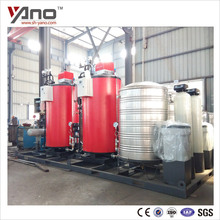 Eco Saving 100-500Kg Steam Boiler Adopt Italy Baltur Burner for Dry Cleaning Machine