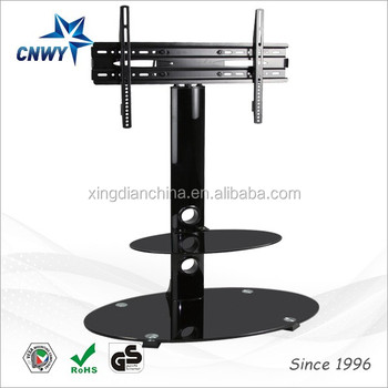 New Style Home Furniture Lcd Plasma Tv Stand Parts Hanging Tv