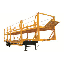 Car carrier vehicle transport truck trailer