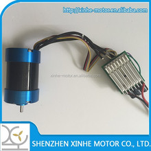 Gold supplier China 12v 24v high rpm bldc motor for power tools