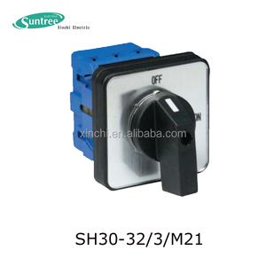 cam operated rotary switch manufacturer 2 ~ 12 position rotary switch
