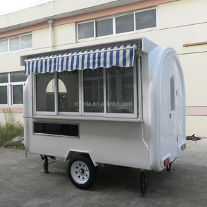 Used Mall Market Outdoor Retail Smoothie Kiosks Burger Stalls Food Stall
