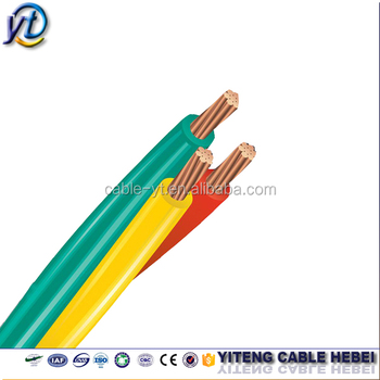 cooper or aluminum conductor pvc insulated electrical wire cable rh alibaba com