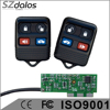 12v 4 channel Home Appliance Wireless RF Remote Control Switch/ Transmitter and Receiver