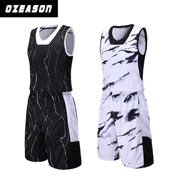 4caf3805b63 2016/2017 wholesale custom fashion sublimation best basketball jersey design