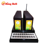 Coaster Pagers Wireless Waiter Call Wireless Waiter Call System System