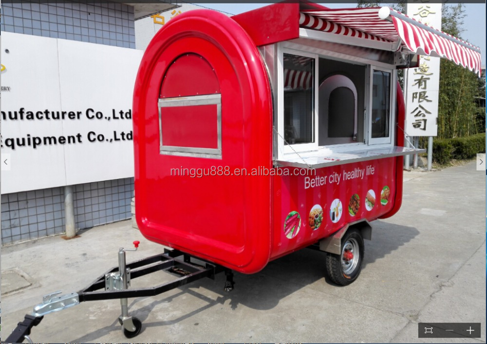 HOT SELLING !!! mobile food trucks with kitchen, fruit carts for sale kebab van, food truck in USA/ UK