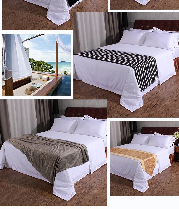 chanson quan guangzhou h tel linge de lit ensemble. Black Bedroom Furniture Sets. Home Design Ideas
