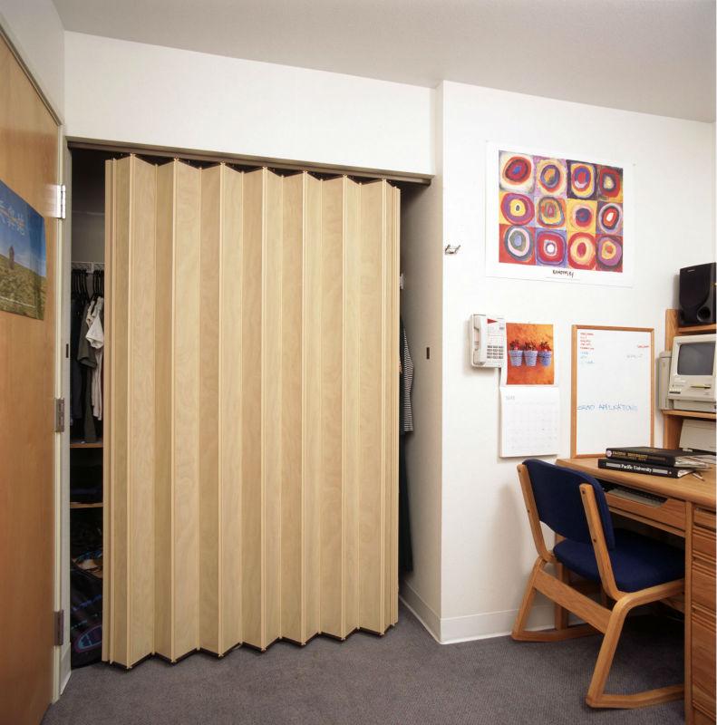 Accordion Folding Doors : Folding door partitions anc acoustical partition