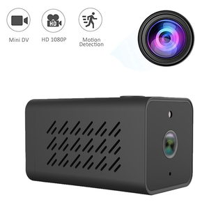 Bluecam WJ11 battery operated long time recording long range wifi spy camera HD Vendal Proof Camera