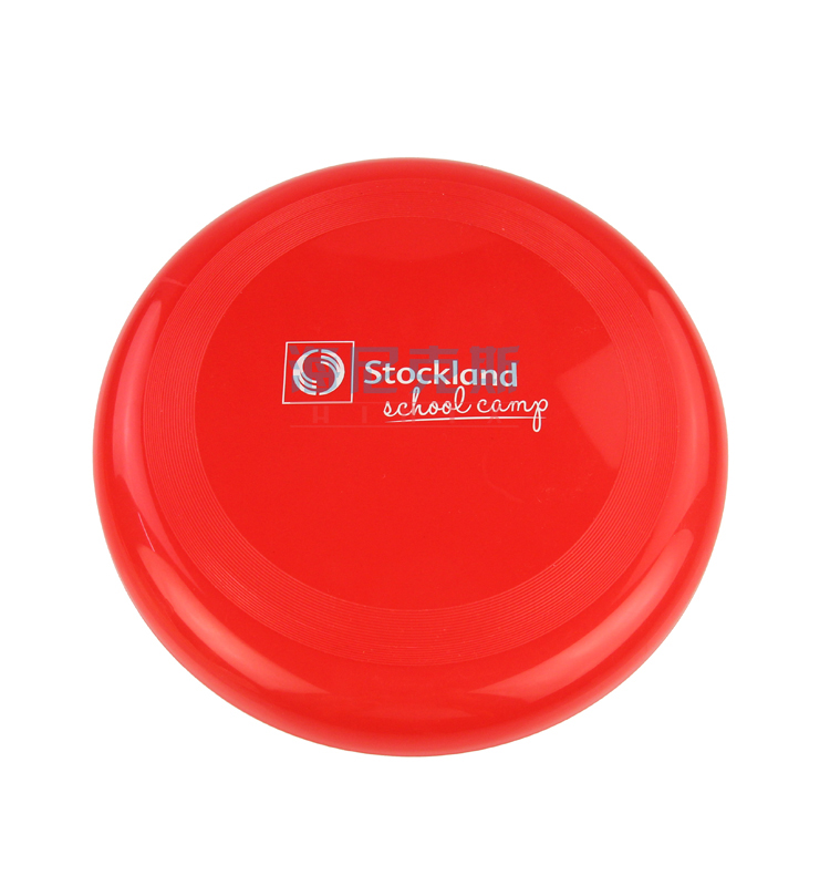 Promotion Gift OEM 9 inches Plastic Flying Frisbee