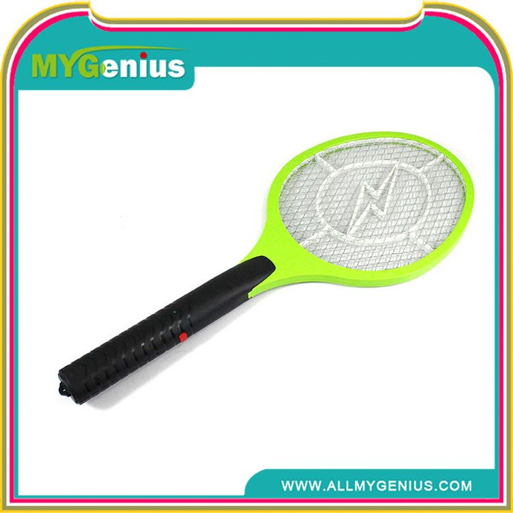 rechargeable mosquito-hitting swatter ,H0T023 cheap price mosquito racket , electric fly swatter