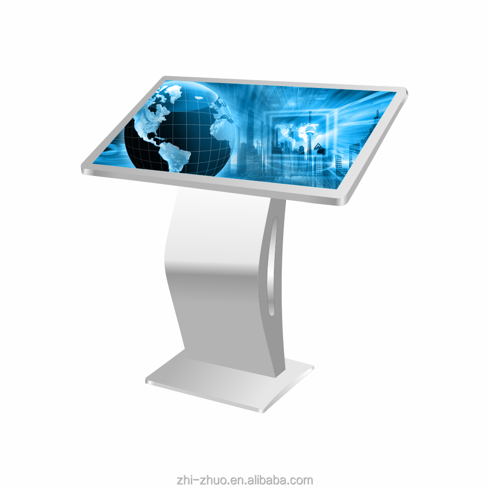 Full HD 1080p android IR touch screen portable video kiosk with USB HDMI WIFI