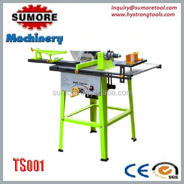 TSM001 sliding table saw made in china